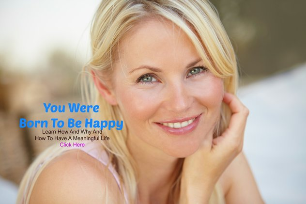 You Were Born To Be Happy - Click Here